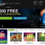 보너스 Diamond Reels Casino
