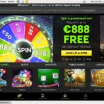 888casino Freebet