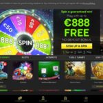 888casino Gratis Spins