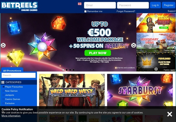 Bet Reels Coupons