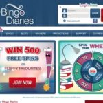 Bingo Diaries Join Up Offer