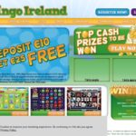 Bingoireland Start Account