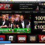 Crazyluckcasino 100 Bonus