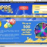 Empire Bingo Free Bet Offer