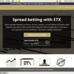 Etxcapital Welcome Bonus