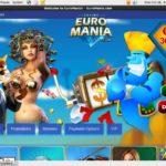 Euro Mania Live