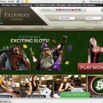 Fairwaycasino Join Bonuses