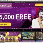 Free Jupiter Club Spins