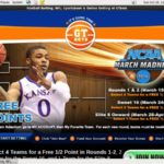 GT Bets March Madness Sporopay