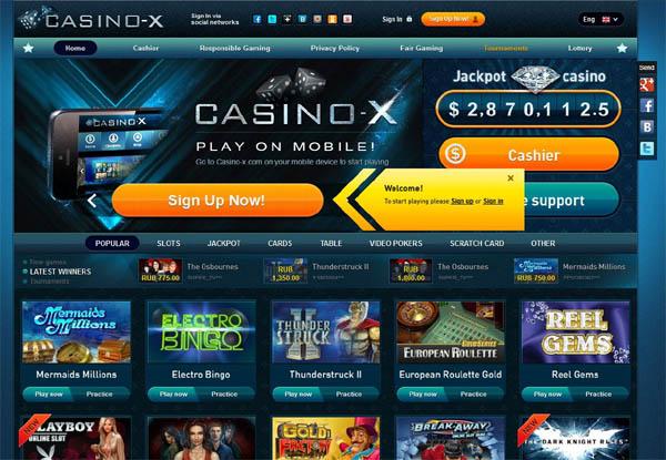 Get My Casinox Bonus?