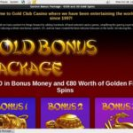Gold Club Casino Bonus