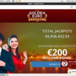 Golden Euro Casino Bingo Bonus