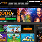 Grand Wild Casino Bet Online