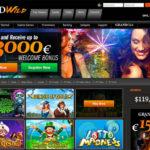 Grand Wild Casino Willkommens Bonus