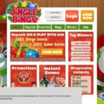 Jingle Bingo 3 Reels