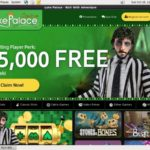 Lakepalace Welcome Bonus No Deposit