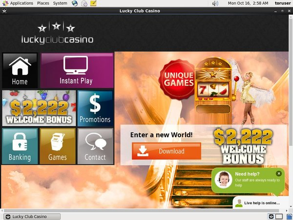 Lucky Club Casino Joining Deals