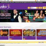 Mobile Yako Casino