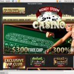 Moneystorm Casino Live Games