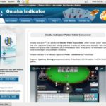 Omaha Indicator Sports Odds