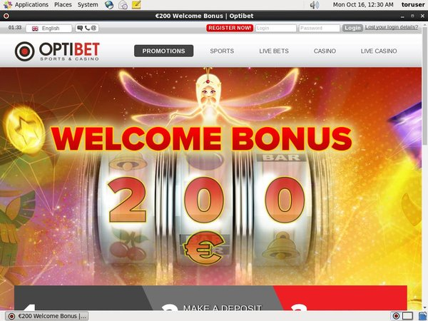 Optibet Gratis Spins