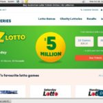 Oz Lotteries Register