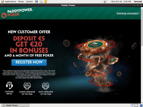 Paddypower Download