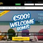 Paradise Win Paypal Bonus