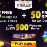 Pocket Vegas Codes
