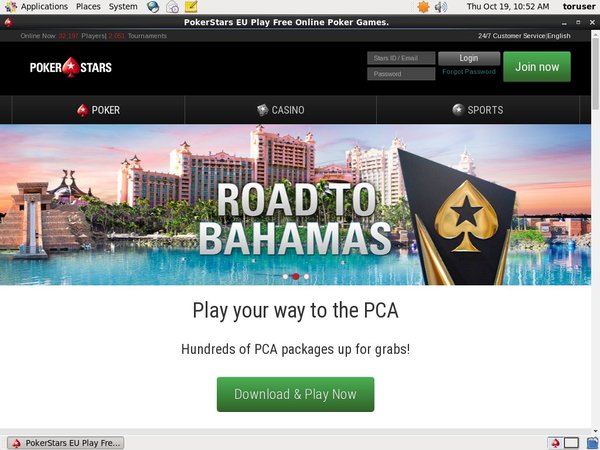 Pokerstars Free Casino Games