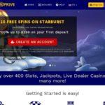 Prizes Spinprive