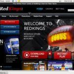 RedKings Poker Facebook