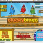 Sign Up Clucky Bingo