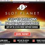Slot Planet How To Register