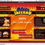 Slotsinferno Bet Online