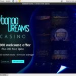 Voodoo Dreams Vip Program