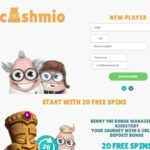 Welcome Bonus Cashmio