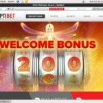 Welcome Offer Optibet