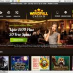 Windfall Casino Payment Options