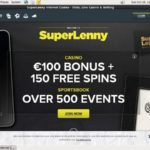 Super Lenny Slot Games