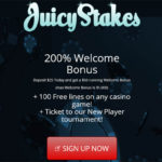 New Juicy Stakes Promotions