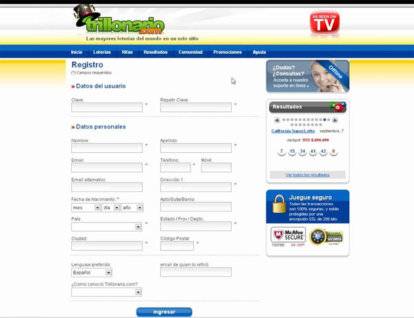 Trillonario Free Coupon