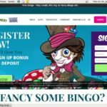 Fancybingo Registrera