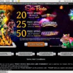 Spinfiesta Limited Offer