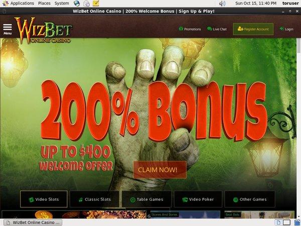 Wiz Bet Get App