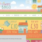 Flower Pot Bingo Pay By Mobile