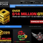 Live Casino Black Chip Poker