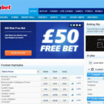 Sporting Bet Joining Offer
