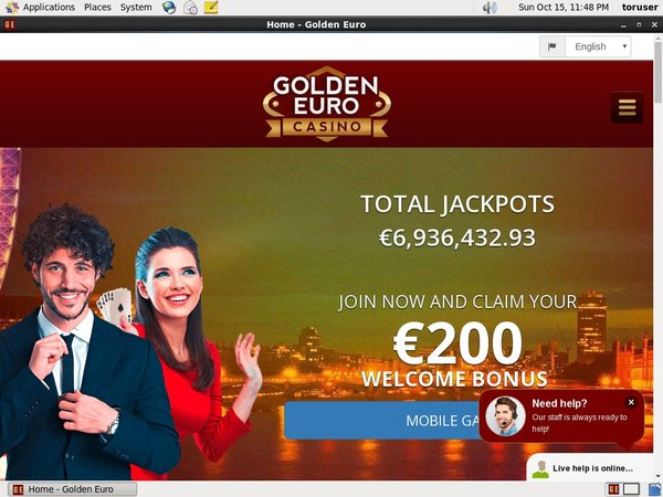 Goldeneuro Pay Pal Deposit