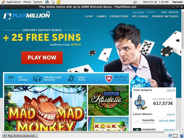Playmillion Games